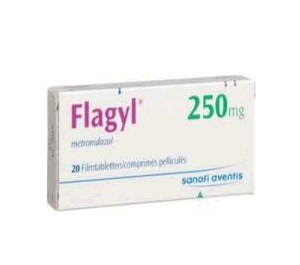 Flagyl Box