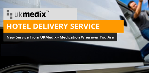 Hotel Deliveries from UKMedix