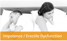 Erectile Dysfunction and Impotence Treatments