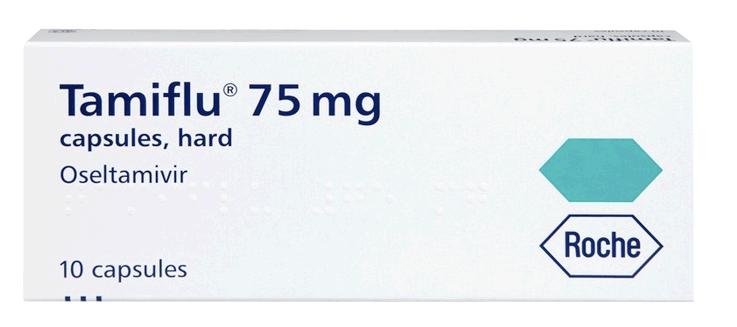 Tamiflu Box